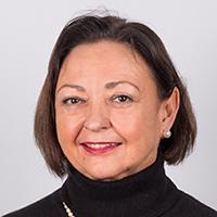 Porträt Priv.-Doz. Dr. sc. med. dent. Christine Abert Zahnärztin, ÄrzteZentrum Friedrichshain
